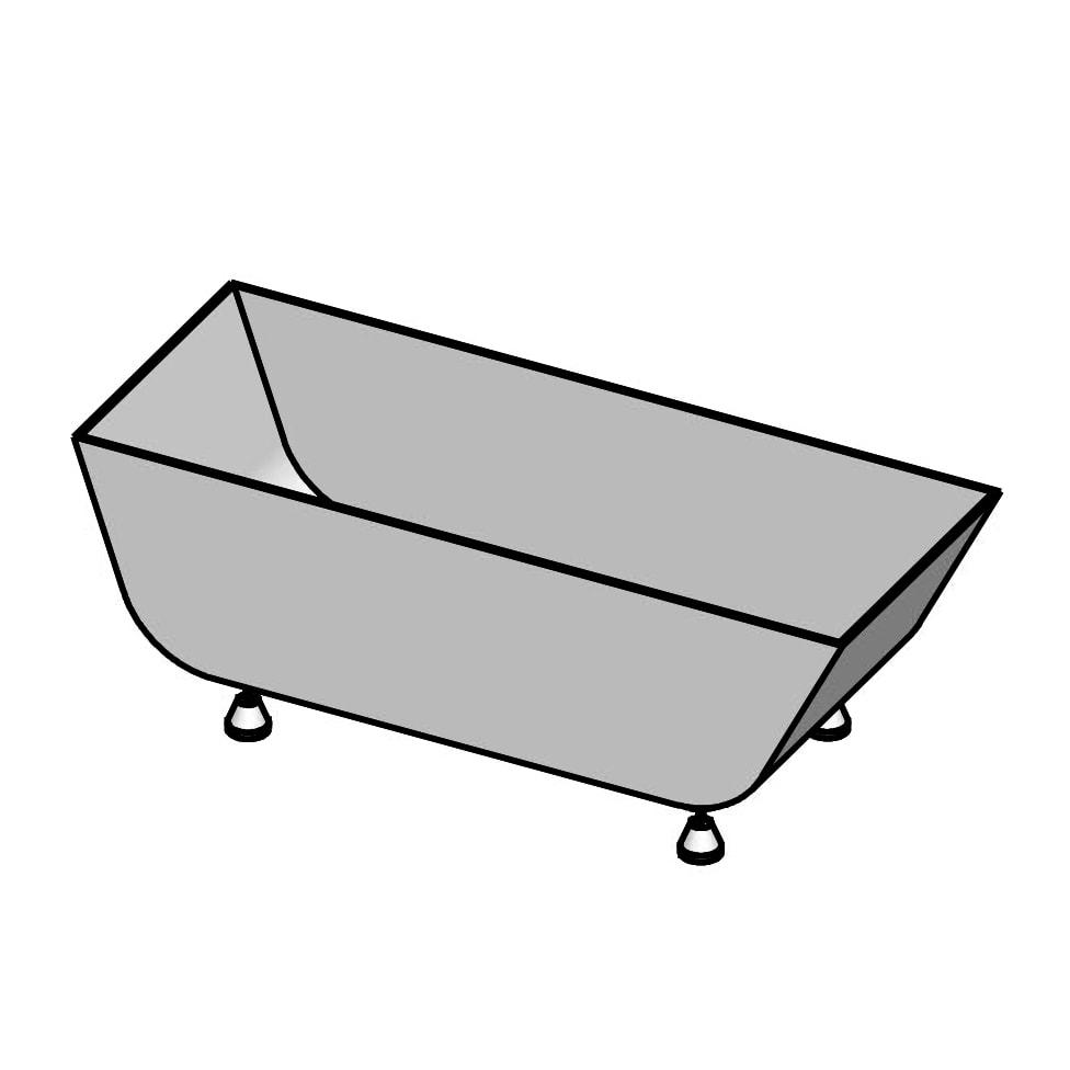 AST I Badewannen-Innenteil für maßgefertigte Badewannen