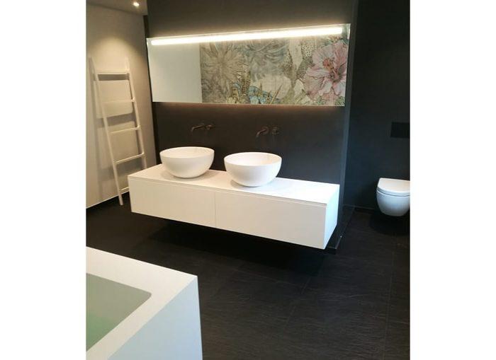 Aufsatzbecken von domovari - Referenz Bäder Studio Ungerer